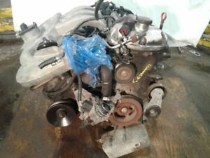 Engine 2000 2001 00 01 Jaguar S Type 3 0l V6 Motor Only 80k Miles Tested