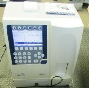 Vetscan Hm5 Abaxis Veterinary Hematology Analyzer This Week Special