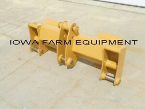 Tlb Tractor Loader Backhoe Pin on To Skid Steer Quick Attach Adapter