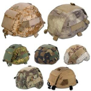Emerson Tactical Military Airsoft Hunting Helmet Camo Cover for MICH 2002 Ver2