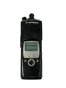 Motorola Xts 5000 Xts5000 Model Ii 700 800mhz Two way Radio H18ucf9pw6an