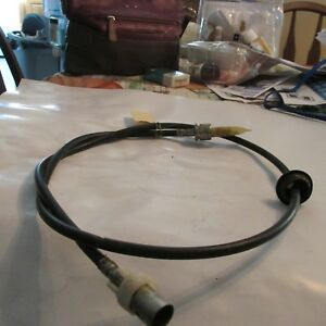 Nos 1971 1972 1973 Ford Mustang 3 Speed Manual Transmission Speedometer Cable