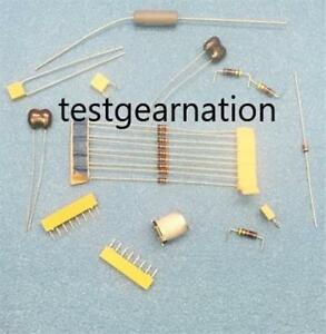 Lot Of 764 Pcs Rcr07g104js Resistor Electronic Components Unused surplus Nos New