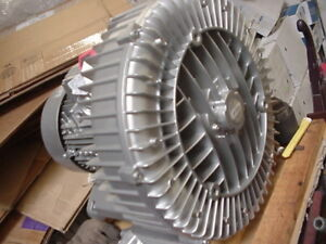 New Gd Elmo Rietschle Side Channel Blower 2bh1600 7ah26 z 4 6hp 3p Gast Regenair