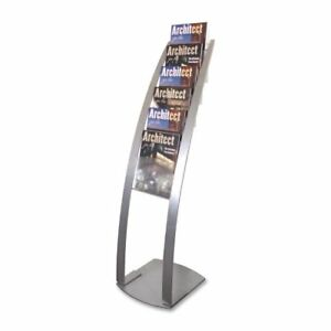 Deflect o Contemporary Literature Floor Stand 49 Height X 13 def693145