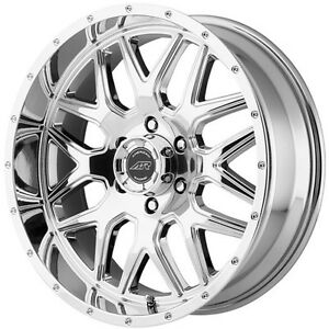 20 Inch Wheels Rims Pvd Chrome Ford F F150 Expedition Truck 6x135 Ar910 New 4