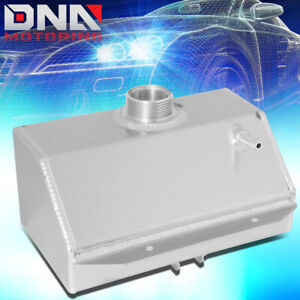 For 2015 2018 Ford Mustang Aluminum Radiator Coolant Expansion Overflow Tank Jug