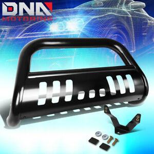 Fit 2015 2017 Chevy Colorado Gmc Canyon 3 Bull Bar License Plate Relocator Kit