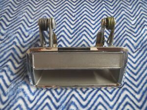 Nos 1971 1972 1973 Ford Mustang And Mach 1 Passenger Outer Outside Door Handle