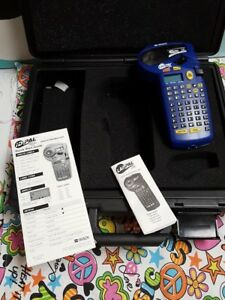 Brady Id Pal Labeling Tool Pristine Condition In Case Please Read