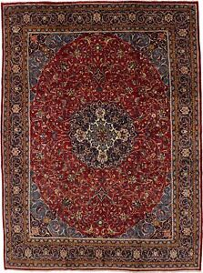 10x13 Persian Rug Sarough Mahal Handmade Oriental Home D Cor Large Carpet