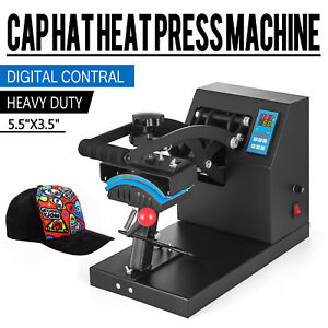 Hat Cap Baseball Heat Press Machine Digital Printer Transfer Sublimation