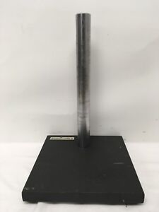 Bausch Lomb Microscope Weighted Boom Stand Stereozoom 14 25 Height X 1 1 2