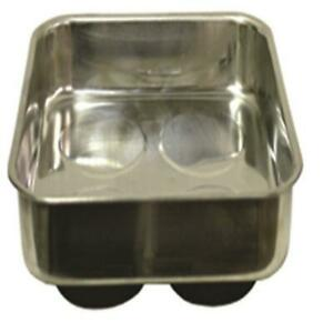 Mechanics Time Savers Mts3540 Bowl 10 X 10 In Magnetic Tray With Square Bowl
