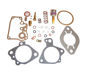 Carburetor Kit 1951 1956 Hudson Hornet 2x1 Carter Wa 1 New 51 52 53 54 55 56