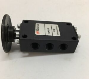 Manual Air Control Valve 5040 12 Ir Ingersoll rand