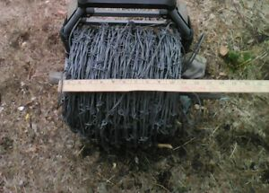 Fencing Supplies 1 Roll Barbed Wire