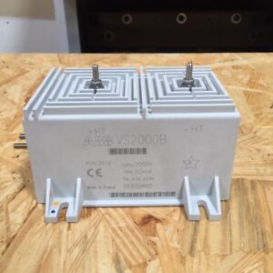 Abb Traction Voltage Sensor Isbt162000r0001 vs2000b