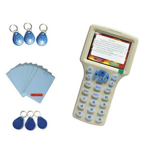 Supper 13 56mhz Rfid Nfc H id Ic Reader Writer Copier Uid Sector Encrypted