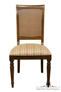 Ethan Allen Classic Manor Collection Cane Back Dining Side Chair 15 6010