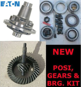 9 Ford True Trac Posi 31 Gear Bearing Kit Package 4 56 Ratio 9 Inch New