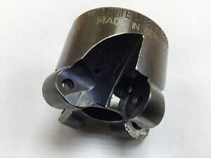 2 Valenite Indexable Face Mill 539 11 200