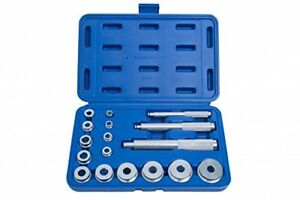 07901 Bearing Race And Seal Driver Kit Silver Set Of 17 Pieces