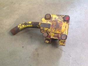Used Ford Tractor Front Hydraulic Pump Viking Pump V250 5 6a 12
