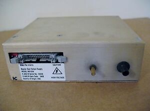 Bruker Agilent K m Ms1034 Bipolar Dual Output High Voltage Power Supply Qtofms