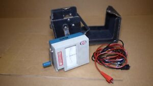 Biddle Megger 21805 Insulation Continuity Tester