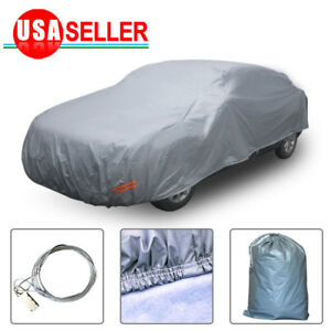 Full Car Cover Fit For Mazda Miata 1990 1991 1992 1993 1994 1995 1996 1997 1999
