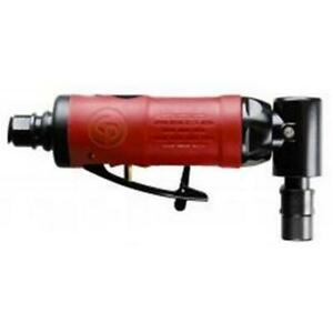 Chicago Pneumatic Tool Cp9106qb 0 25 In 90deg Angle Die Grinder