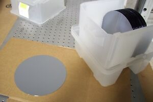Various 8 200mm Silicon Wafer 12 Count Boat Test Wafers