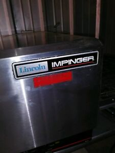 Lincoln Conveyor Pizza Oven