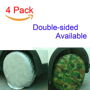 Bingdle Yiwu Tire Covers Camouflage 28 Inch Removable And Clean Fittable