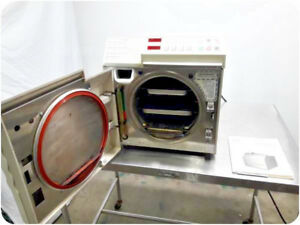 Ritter Midmark M9 001 Ultraclave Table Top Autoclave Steam Sterilizer