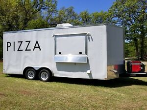 2007 Lark Pizza Concession Food Truck Trailer