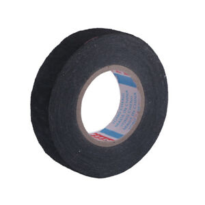 19mm 15m Electrical Wire Harness Cloth Fabric Adhesive Tape Cable Insulation B
