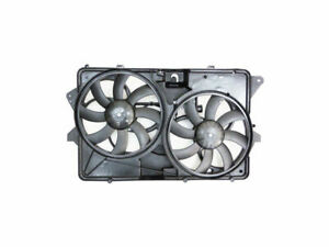 For 2009 Ford Flex Radiator Fan Assembly 75548pm