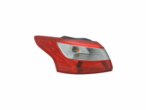For 2012 2014 Ford Focus Tail Light Assembly Left Driver Side 47867pc 2013