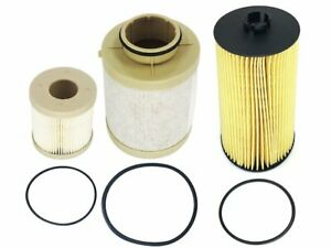 For 2003 2007 Ford F350 Super Duty Oil Filter And Fuel Filter Kit 12454gr 2006
