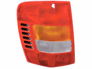 For 1999 2001 Jeep Grand Cherokee Tail Light Assembly Left Driver Side 19589vs