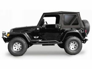 For 1997 2006 Jeep Wrangler Soft Top Rampage 59415rh 2002 2001 1998 1999 2000