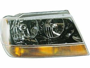 For 1999 2004 Jeep Grand Cherokee Headlight Assembly Right Dorman 15824vj 2001