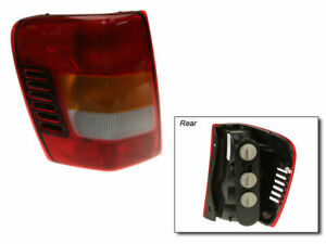 For 2002 2004 Jeep Grand Cherokee Tail Light Assembly Left Tyc 89868hv 2003