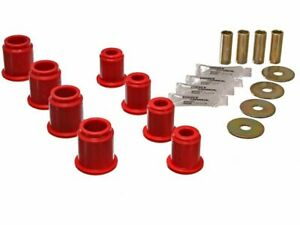 For 1995 2004 Toyota Tacoma Control Arm Bushing Kit Front Energy Suspension Red