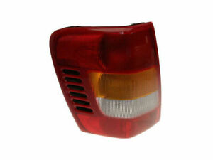 For 1999 2002 Jeep Grand Cherokee Tail Light Assembly Left Tyc 34254km 2000 2001