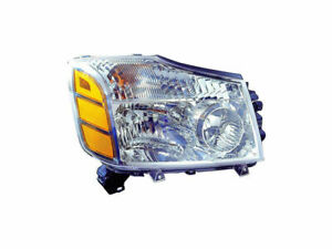 For 2005 2007 Nissan Armada Headlight Assembly Right Passenger Side 75173qn