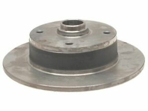For Volkswagen Squareback Brake Rotor And Hub Assembly Raybestos 77625mz