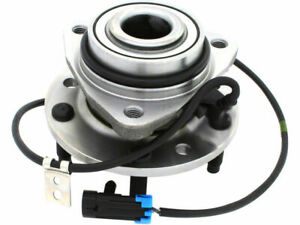 For 1997 2004 Chevrolet S10 Wheel Hub Assembly Front 81272qv 2002 2000 1999 2003